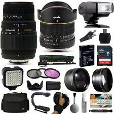 Objetivos manual para cámaras Nikon F F/3, 5