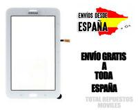Pantalla Tactil digitalizador Samsung Galaxy Tab 3 Lite 3G T111 Blanca NUEVO