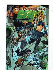 5 Gen 13 Image Comic Books 1999 Annual 1 Bootleg Wild Times Intervention J241