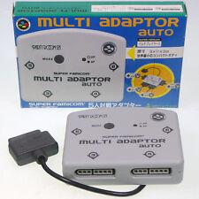 Nintendo Super Famicom MULTI ADAPTOR AUTO Party Room 21 Japan Import SFC Boxed !