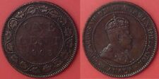 Very Fine 1903 Canada Large 1 Cent