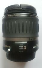 Canon EF-S 18-55mm f/3.5-5.6 Zoom Lens - Black