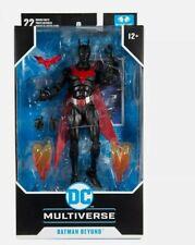 "McFarlane Batman Beyond 7' Dc Multiverse Action Figure in Hand New Toy Sale ""21"