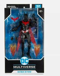 "McFarlane Batman Beyond 7'' DC Multiverse Action Figure in Hand New Toy Sale ""21"