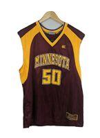 Colosseum Athletics Minnesota Gophers Basketball Jersey Size Large