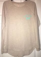"""Women's Southern Style Red Camel """"Keep Southern And Be Preppy� Shirt Size S"""