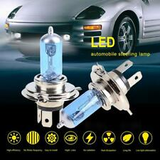 2pcs H4 1000LM 55W 12V Car LED Fog Lamp Headlamp Headlight Bulb Low Beam 6000K
