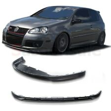 Fit for 06-09 Volkswagen Golf VX Style MK5 GTI Front Bumper Add on Lip - PU