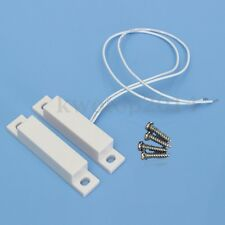 NC Type Door Window Contact Magnetic Reed Switch Alarm Safe Security 15-25mm