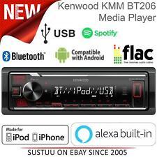 Kenwood Car Stereo Player│Digital Media Receiver│Radio│USB│Amazon Alexa Ready