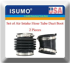 Set of Air Intake Hose Tube Duct Boot for Infiniti M35 M45 2006-2009 V6 3.5L
