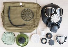 Gas Mask PMK -2 Russian Soviet Army Military Sizes 2, 3 Full Set