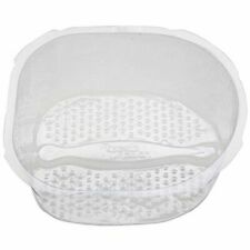 Footsie Foot LINERS/100PK Bath Liners - 100 Pieces