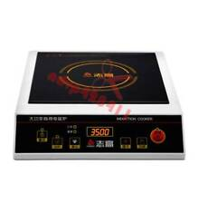 220V Commercial Induction Cooker Electric frying stove Mini hotpot Plane 3500W