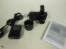 Ricoh GX 200 Digital Camera with VF1 Viewfinder & HA2 Lenshood Kood