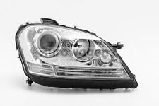 Mercedes Benz M Class W164 08-11 Chrome Projector Headlight Right O/S OEM Hella