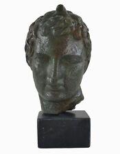 Marathon youth Head sculpture museum reproduction Ephebe bust - Ephivos