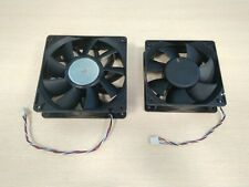 120x120x38mm 4 Wire Fans Delta AFB1212SHE-DX62 PWM 4 Pins Actual Pictures Shown