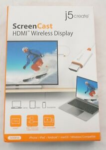 j5create ScreenCast HDMI™ Wireless Display