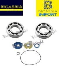 11261 - IMPORT CUSCINETTI + PARAOLI CORTECO ALBERO MOTORE VESPA 125 GT TS GTR