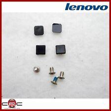 Lenovo B560 Tornillos marco pantalla LCD bezel screws LCD-Rahmen Schrauben