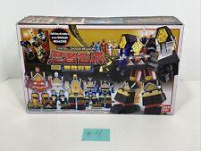 Shogun Megazord Super MiniPla Kit Mighty Morphin Power Rangers Bandai, #4 NEW!
