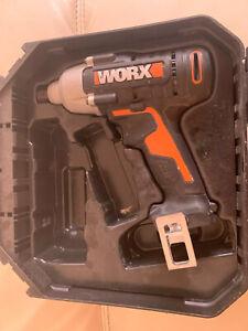 WORX WX291 18V (20V Max) Cordless Impact Driver (bare unit)