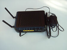 ADSL MODEM ROUTER BELKIN WIRELESS N+ MODEL F5D8635-4