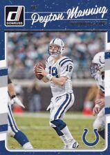 New listing Peyton Manning 2016 Panini Donruss Football Trading Card, #132