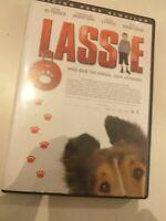DVD LASSIE   (mas que un heroe .Una leyenda ) ...