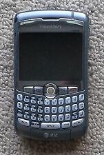BlackBerry Curve 8310 - Titanium Smartphone