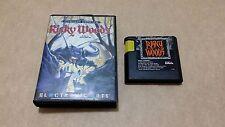 Risky Wood ( Sega Mega Drive ) European Version PAL
