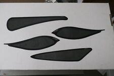 Snowmobile Polaris IQ Chassis non-turbo 2005-11 Hood Vent Kit 4 piece FrogZ Skin