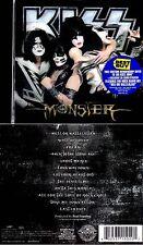 "KISS *NEW* ""MONSTER"" 2012 US BEST BUY-ONLY CD W/3D CVR+MEMBERSHIP KISS ARMY"