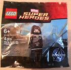 LEGO MARVEL POLYBAG MINIFIG SUPER HEROS WINTER SOLDIER LE SOLDAT DE L'HIVER NEUF