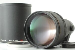 [EXC+5 + Hood] Tokina 300mm F/2.8 AT-X SD AF Telephoto For Sony From Japan #898