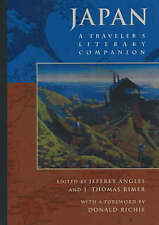 NEW Japan: A Traveler's Literary Companion (Traveler's Literary Companions)