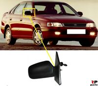 FOR TOYOTA CARINA E 92-97 NEW WING MIRROR MECHANICAL LHD RIGHT O/S FOR PAINTING