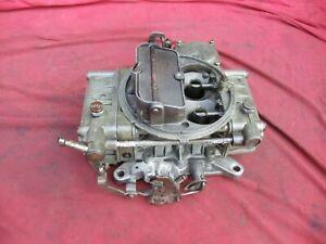 Holley List 6299-1 390 CFM 4-Barrel Carburetor Carb Vacuum Secondary