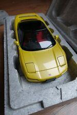 AUTOart Honda NSX gelb/ yellow 1:18