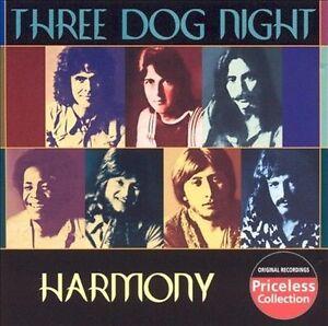 Harmony THREE DOG NIGHT Audio CD Used - Very Good