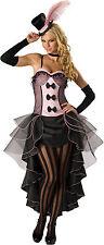 Sexy Adult Halloween InCharacter Deluxe Burlesque Babe Cabaret Dancer Costume