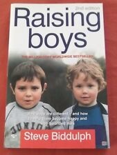 RAISING BOYS ~ Steve Biddulph ~ 2nd edition