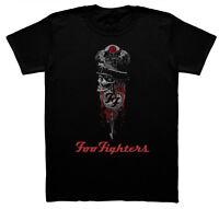 FOO FIGHTERS unisex T Shirt music band nirvana grunge gift man woman cool black