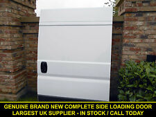 BRAND NEW Citroen Relay Peugeot Boxer Fiat Ducato Side Loading Doors / Side Door