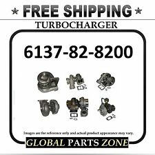 NEW TURBO for KOMATSU 6137-82-8200 PC200-3; PC220-2; S6D105-1G; FREE DELIVERY!!!