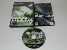 Silent Hill 2 Sony Playstation 2 PS2 Video Game Complete