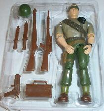Gi Joe Sgt Savage Commando 4.5 in (approx. 11.43 cm) Accesorio de juguete figura suelto