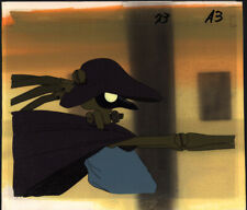 Robot Carnival Anime Cel Background Nightmare Animation Film 1987 APPP Japan