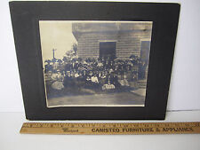 RARE Photo ca 1908  Carlisle Indian School   PA-  Jim Thorpe Connection